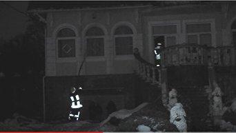 Обстрел дома экс-главы милиции Закарпатской области