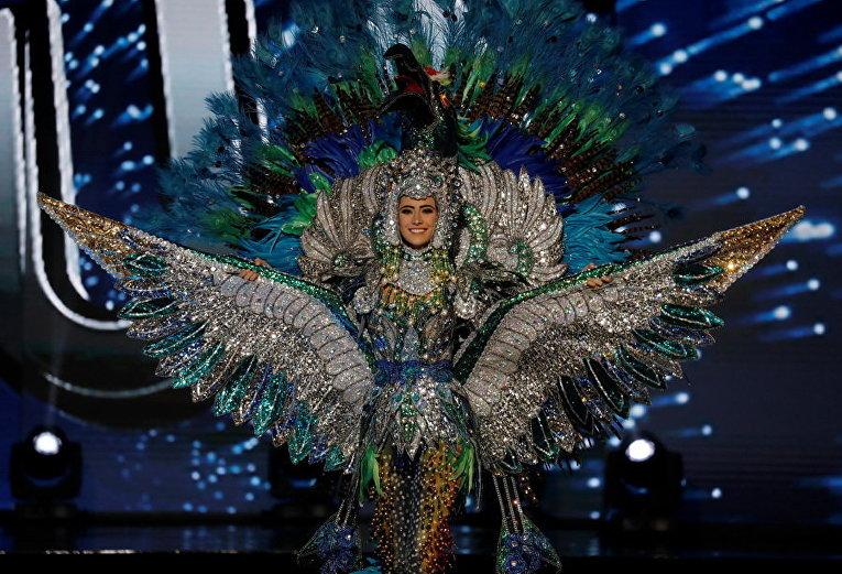 ВМаниле прошел отборочный этап конкурса «Мисс Вселенная»