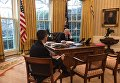 Телефонные переговоры Дональда Трампа
