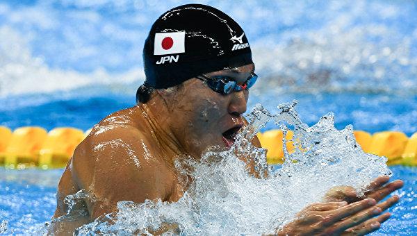 Японский пловец Ватанабэ установил мировой рекорд надистанции 200 метров брассом
