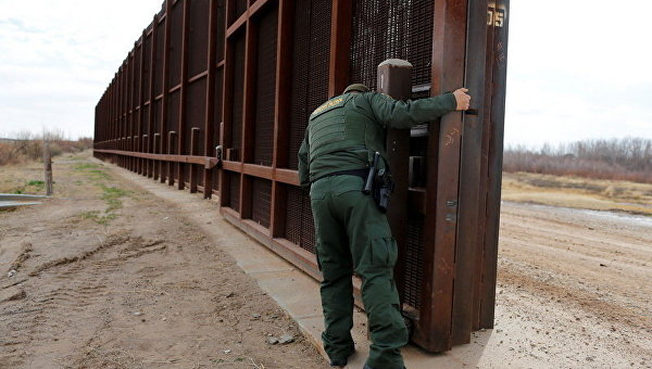 Проект Стена. Ситуация на границе между Мексикой и США