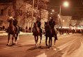 Факельное шествие ко Дню памяти Героев Крут в Киеве