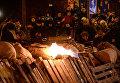Реконструкция боя за завод Арсенал в Киеве