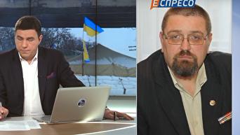 Подрыва путей на Луганщине не было, их просто отрезали, - начальник штаба блокировки ОРДЛО