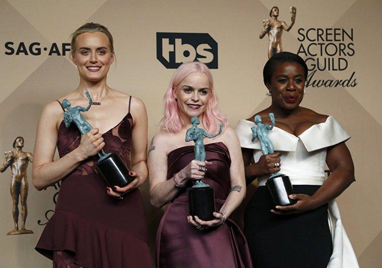 Вручение премии Гильдии киноактеров США