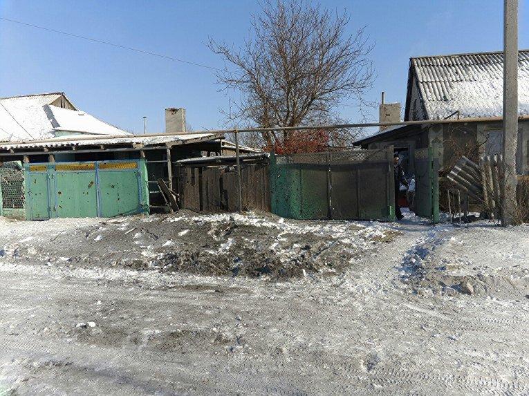 Ситуация в Авдеевке после осбтрелов