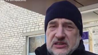 Жебривский: в эвакуации жителей из Авдеевки нет необходимости