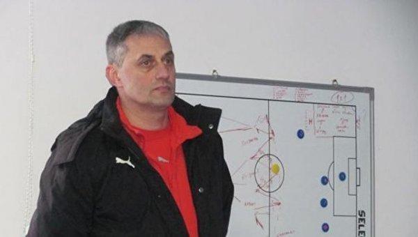 матчах договорных тренер о
