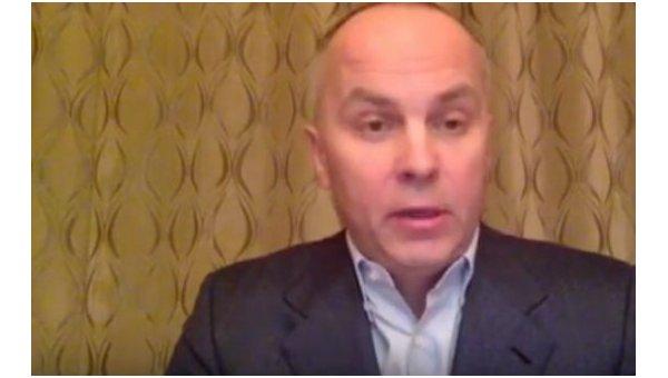 Нестор Шуфрич в эфире телеканала Россия 24