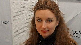 Директор аграрных консультационных программ Лина Доценко