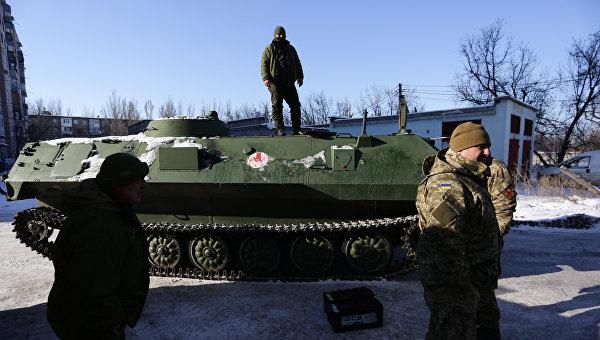 Грицак: всамом начале АТО неменее 400 украинцев пропали без вести