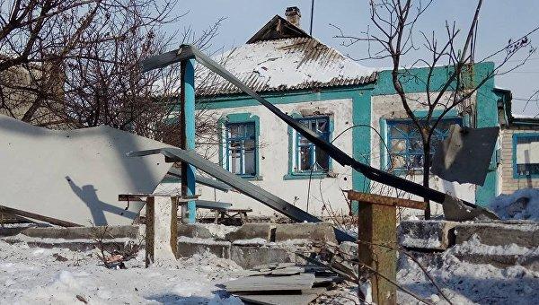 ЮНИСЕФ призывает остановить боевые действия вАвдеевке