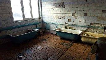 Областная психбольница №2 в Ахтырском районе