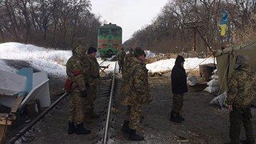 Блокада Донбасса напоролась на ультиматум ЛДНР