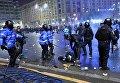Масштабные протесты в Бухаресте