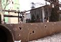 Последствия обстрелов на шахте Щегловская-Глубокая в Макеевке