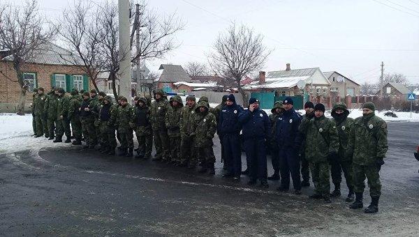 Блокирование ж/д переезда вблизи Бахмута: полиция окружила редут в Курдюмовке Донецкой области