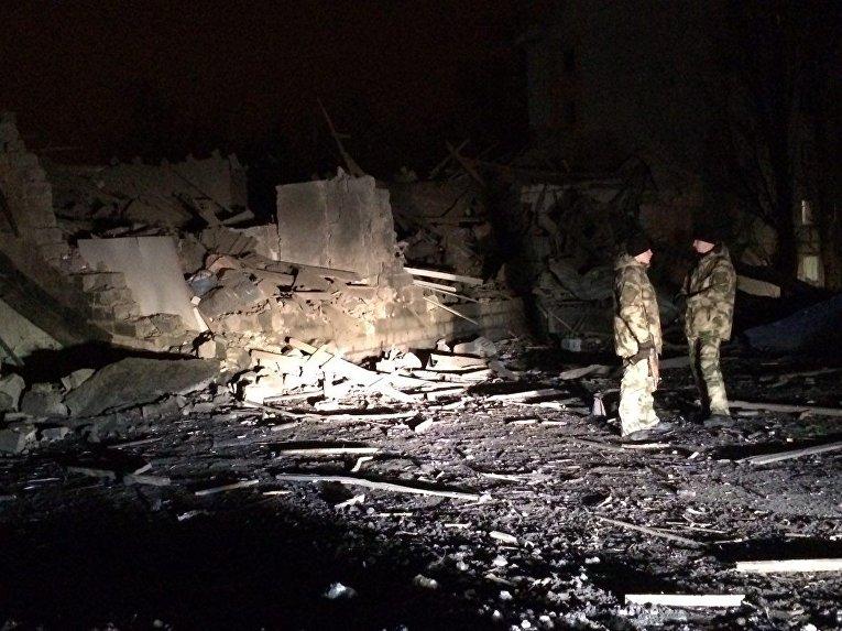 ДНР: ВСУ нанесли удар поДонецку из«Градов» и«Урагана»