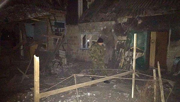 Английского фотографа сранением глаза эвакуировали изАвдеевки вДнепр