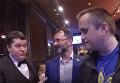 Разборки с Холодницким в вашингтонском баре. Видео
