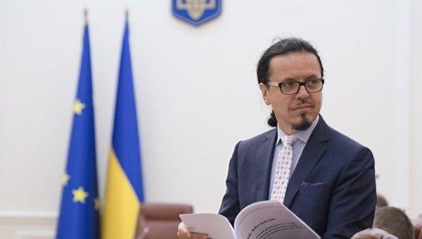 Глава Укрзализныци Войцех Бальчун
