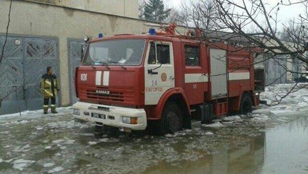 На Закарпатье подтоплены полтысячи домохозяйств, разрушены два дома