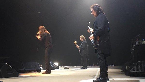 Прощальный концерт Black Sabbath