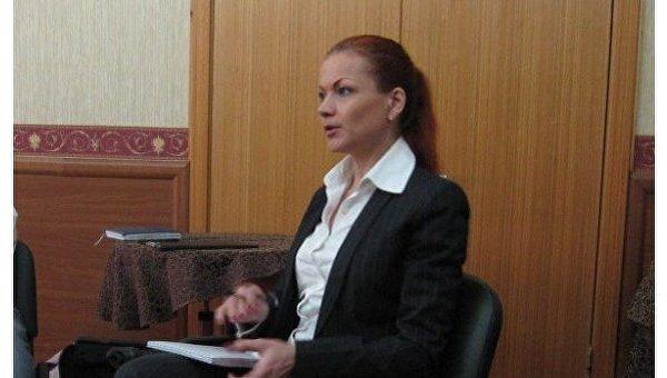 Управляющий партнер Института переговорных навыков Юлия Осмоловская.