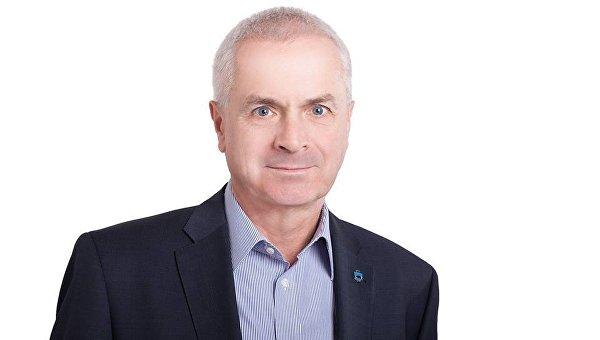 Мэр польского Перемышля Роберт Хома