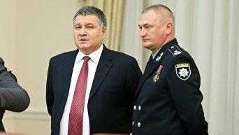Арсен Аваков и Сергей Князев. Архивное фото