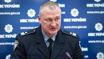 Глава Национальной полиции Сергей Князев