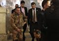Олег Ляшко упал в Раде
