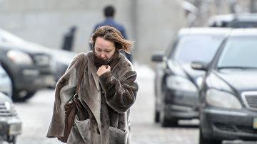 В Киевскую область идет похолодание