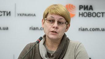 Светлана Бовсуновская, Президент ВОО Лиги экспертов Украины