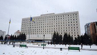 Здание Центральной избирательной комиссии (ЦИК)