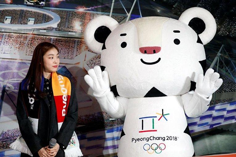 Талисман зимних Олимпийских игр-2018