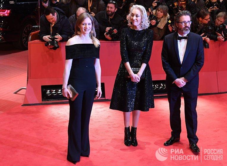 Церемония открытия 67-го Берлинского международного кинофестиваля
