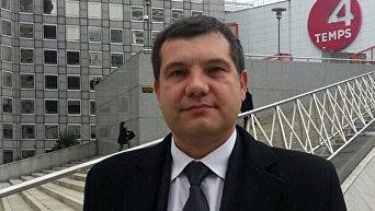 Председатель правления общественного союза Украинская Ресайклинг Ассоциация Александр Лымарь.