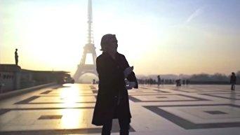 Предвыборный ролик Марин Ле Пен