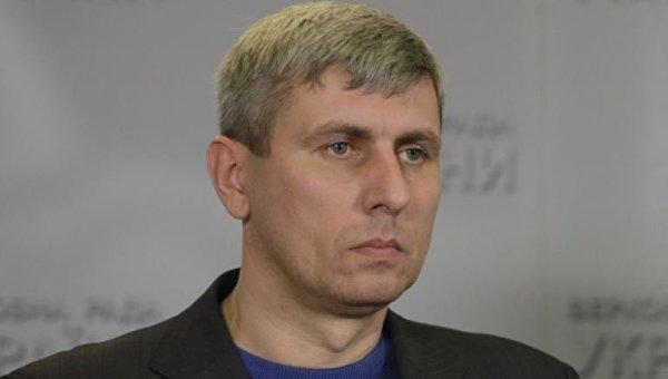 Нардеп от фракции Оппозиционный блок Андрей Гальченко