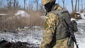Промзона Авдеевки снова под обстрелами - ВСУ. Видео