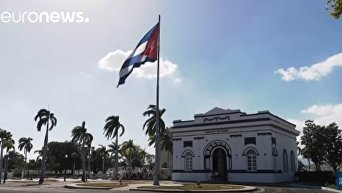 Могила Кастро превратилась в место международного паломничества