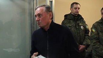 Ефремов на заседании суда: от меня до захвата СБУ, как до солнца. Видео