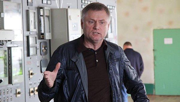 Народный депутат Алексей Белый