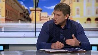 Насалик: альтернативой углю из Донбасса может быть только импорт из РФ. Видео