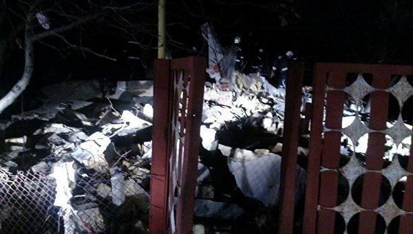 ВОдесской области из-за утечки газа произошел взрыв вжилом доме