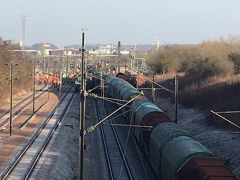 Один человек погиб в результате столкновения поездов в Люксембурге