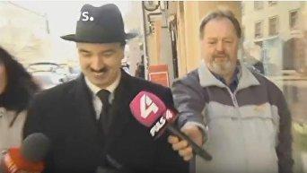 В Австрии задержали двойника Гитлера