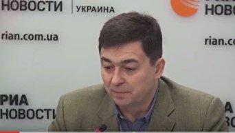 Степанюк: цель блокады Донбасса – довести страну до полного коллапса. Видео