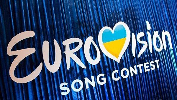 Эмблема Евровидения в Киеве